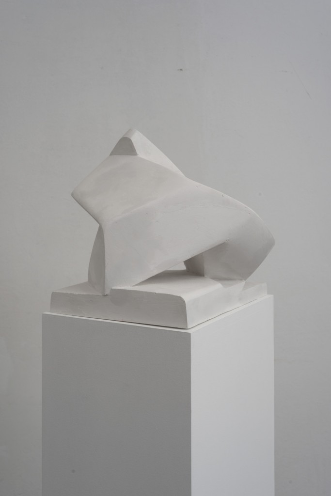 Florian_Baudrexel_Cameron_back_plaster_sculpture 2013